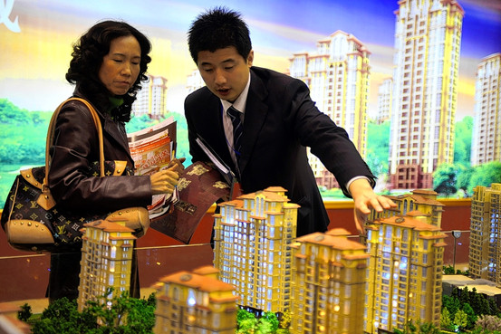 China citizens bet on S'pore homes