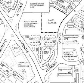 DBSS site at Clementi Ave 4 draws 11 bids