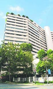Cairnhill Mansions up for en bloc sale