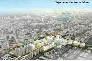 LKH consortium tops Paya Lebar land bids