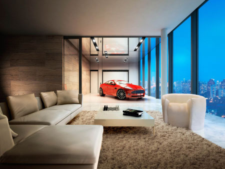 Market for luxury homes muted