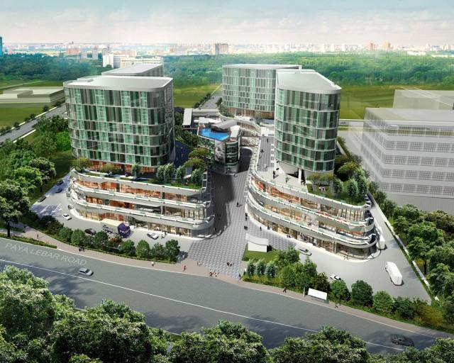 Oxley Bizhub sets new price benchmark in Ubi area